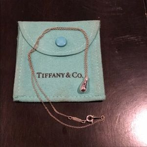 AUTHENTIC Tiffany & Co. Teardrop Necklace✨